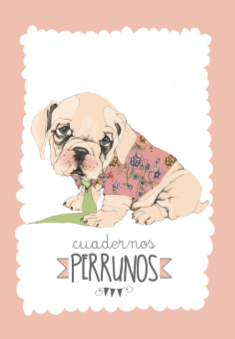 Cuaderno Perruno_Cachorro_Editorial Chocolate