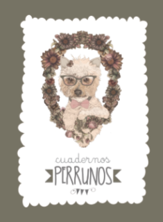 Cuaderno Perruno_ Terrier_Editorial Chocolate