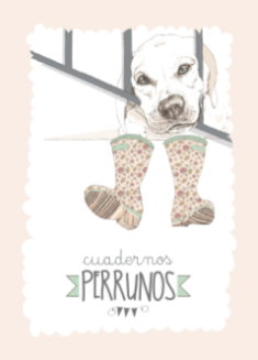 Cuaderno Perruno_Labrador_Editorial Chocolate