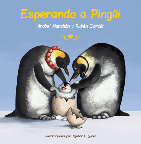 Esperando a Pingüi_Editorial Chocolate